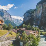 Lauterbrunnen, quizás el pueblo más bonito de Suiza