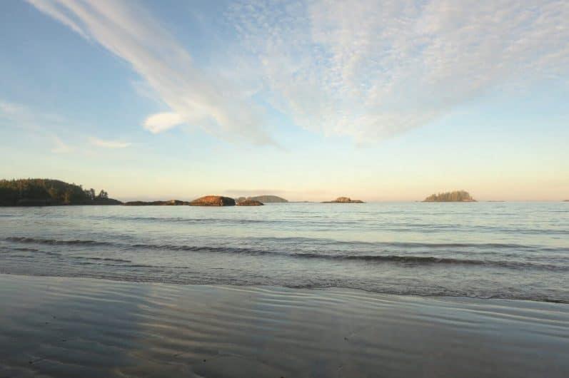 Playa MacKenzie Tofino