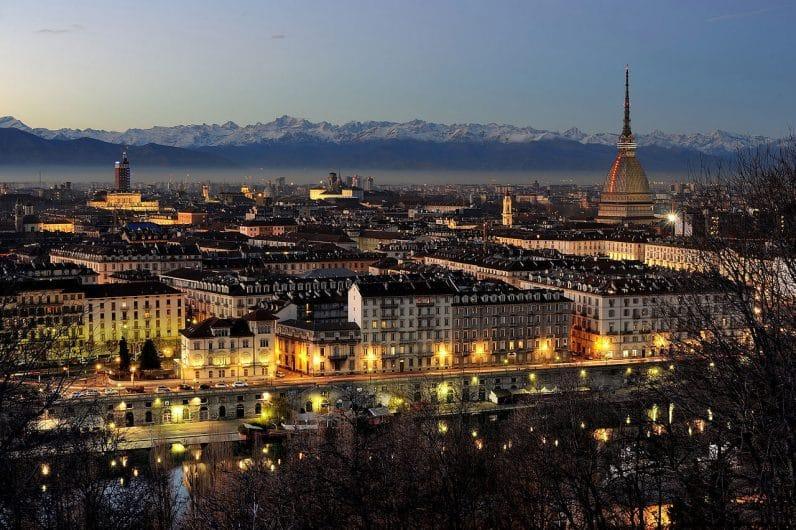Turín Ciudades de Italia