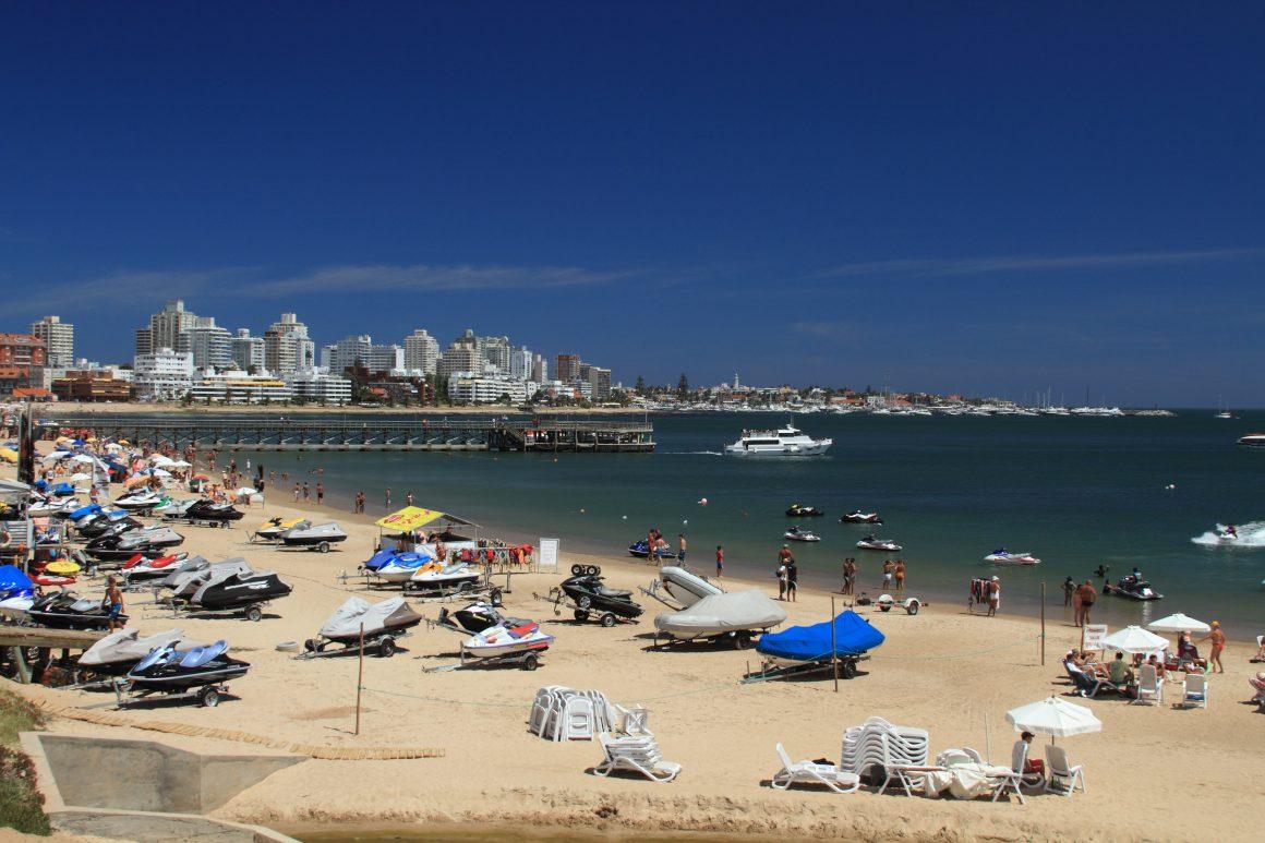 Playa Mansa, Uruguay