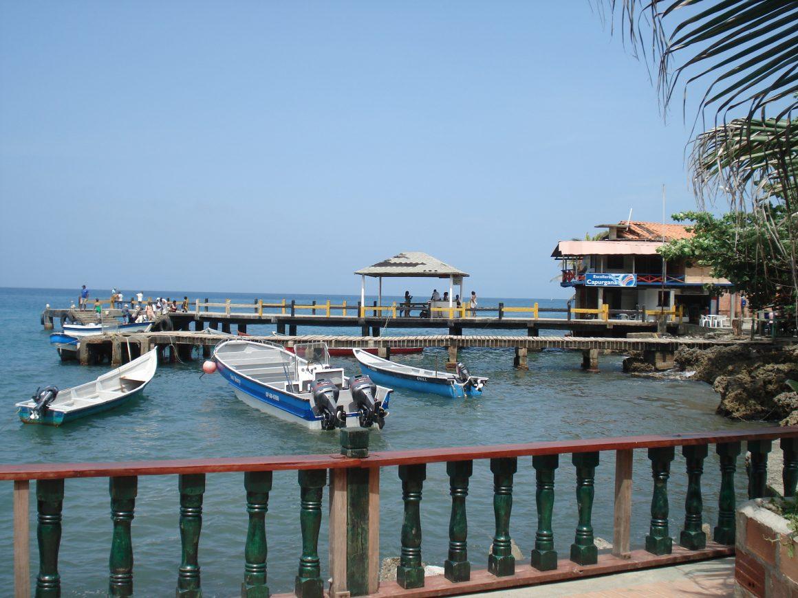 Las playas de Capurgana entre las mejores de Colombia