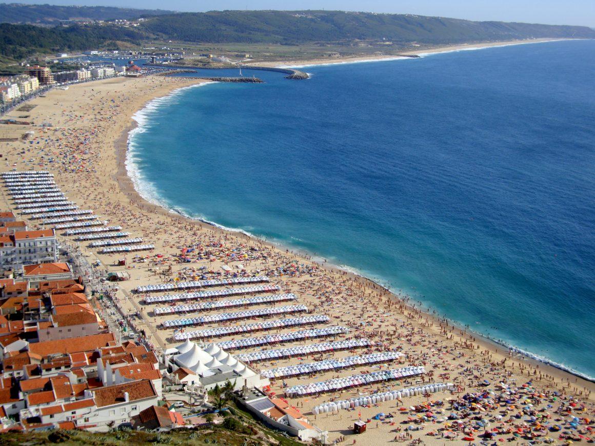 La mejor playa para hacer Surf en Portugal