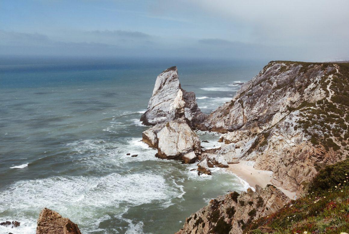 Playa Da Rocha, un clásico del sur de Portugal