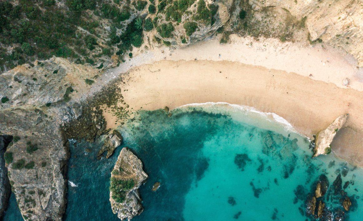 Ribeira do Cavalo, una de las mejores playas de Portugal en Sesimbra