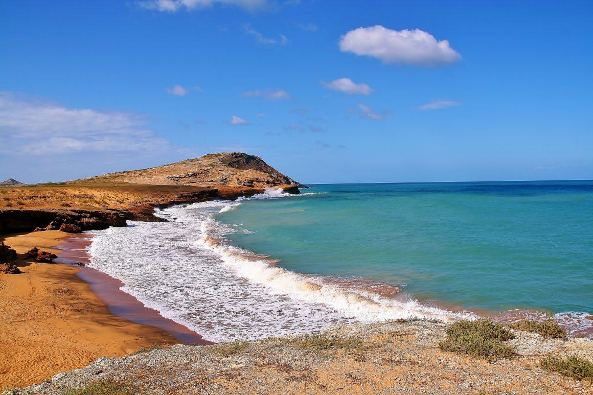 El Cabo de La Vela, una playa colombiana que enamora