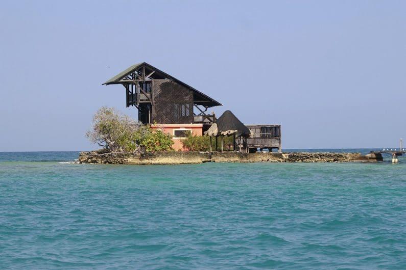 Islas del Rosario es de las islas más lindas de Colombia
