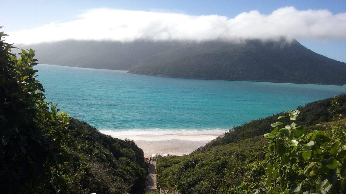 Las playas de Arraial do Cabo, entre las mejores playas de Brasil