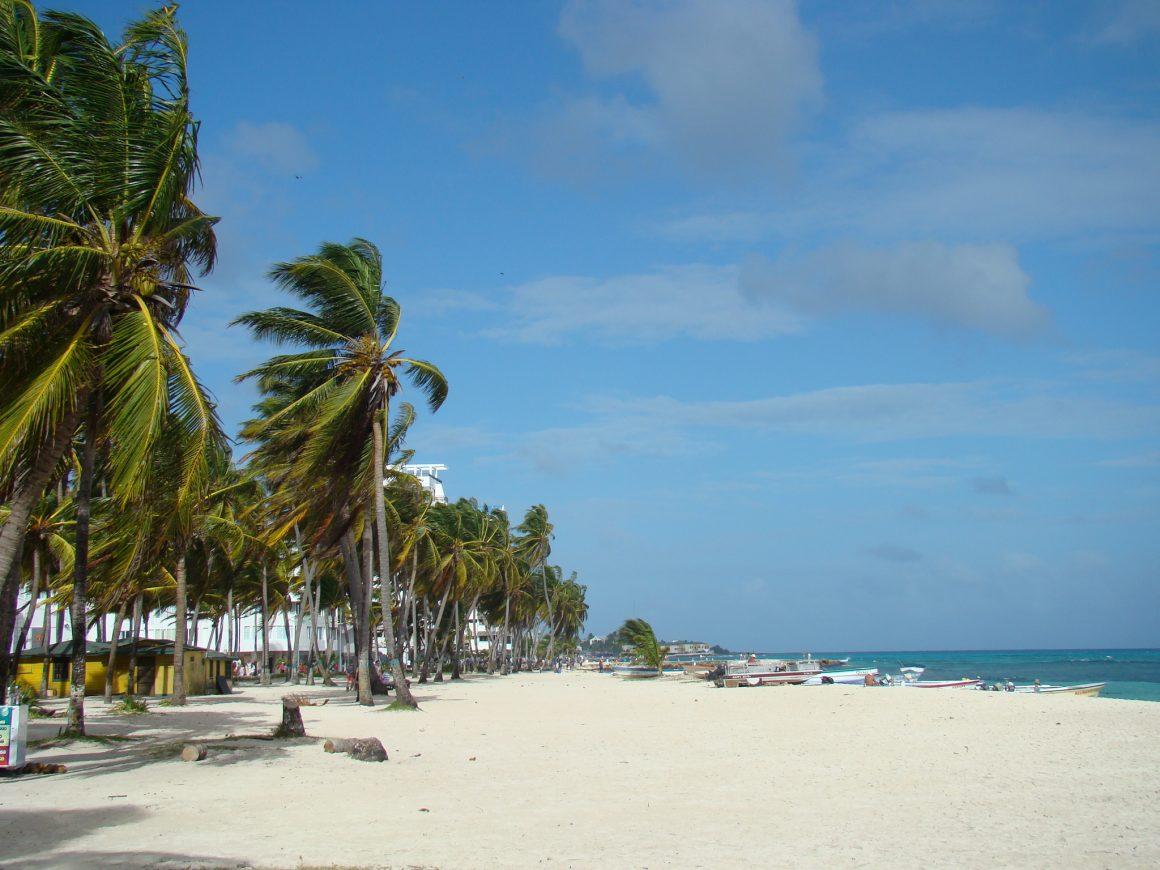 Isla de San Andrés ofrece de las mejores playas de Colombia