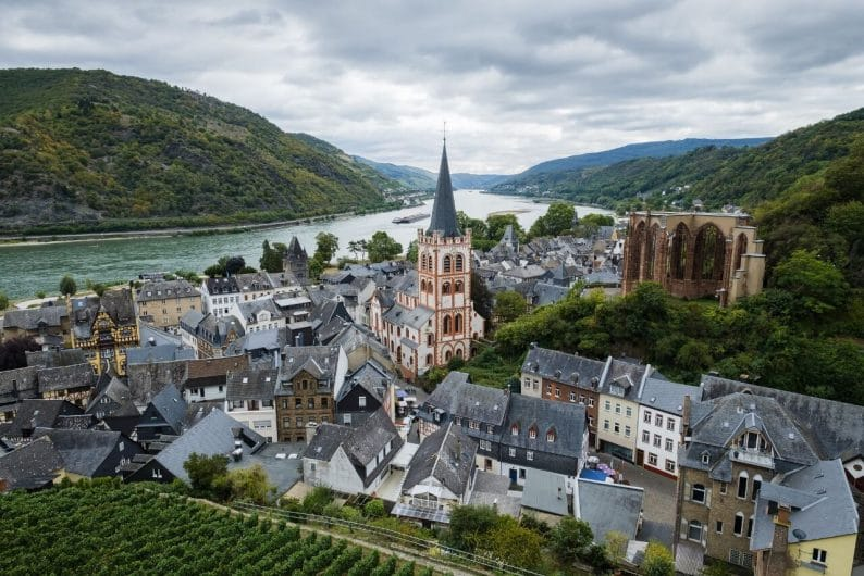 Bacharach Alemania