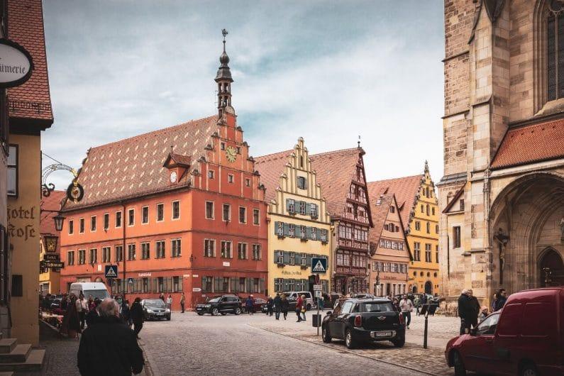 Dinkelsbühl Alemania