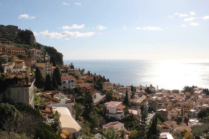Taormina pueblos de europa