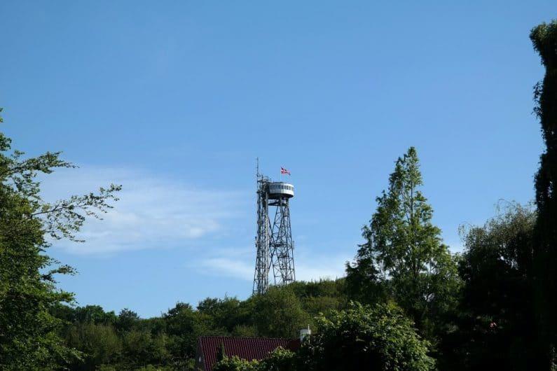 Aalborgtårnet torre que ver en Aalborg