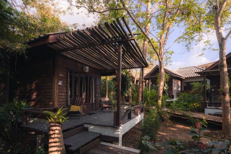 Alojamiento en Ko Phangan