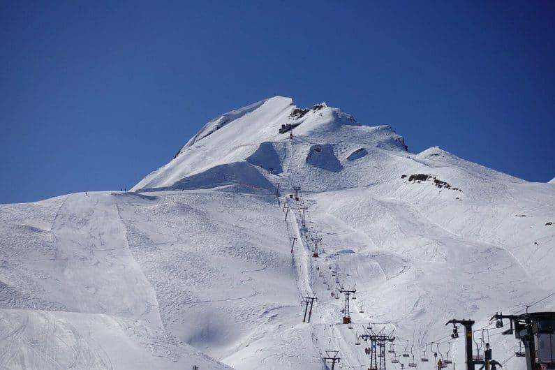 Brienzer Rothorn en invierno