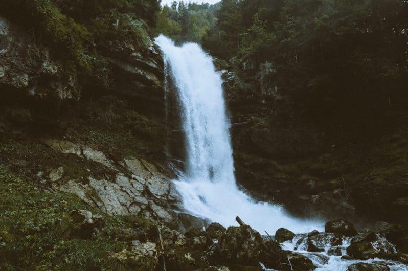 Cascadas de Giessbach