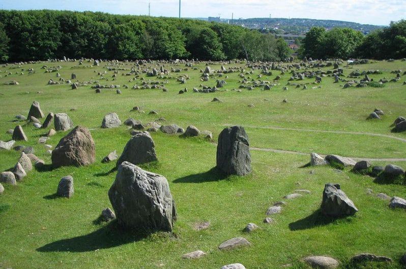 Cementerio vikingo que visitar en Aalborg