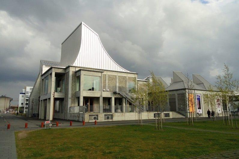 Centro arquitectónico de Utzon Aalborg