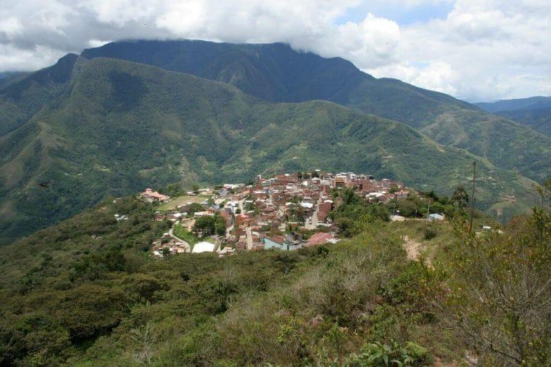 Coroico Bolivia