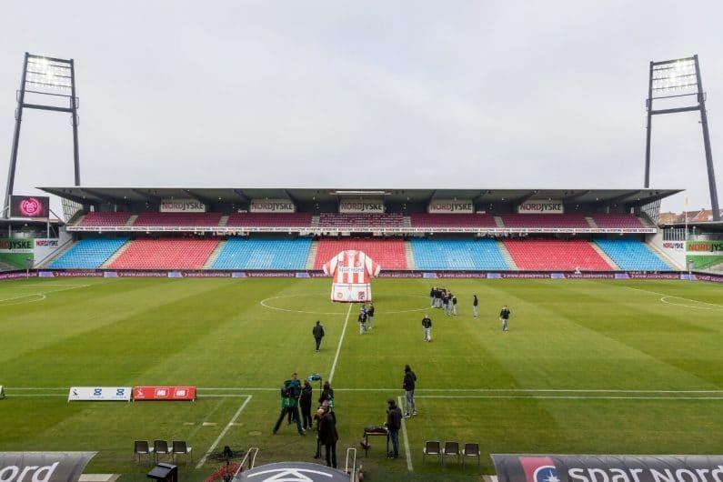 Estadio del AaB Fodbold