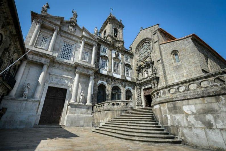 Iglesia Monumento de San Francisco en Oporto