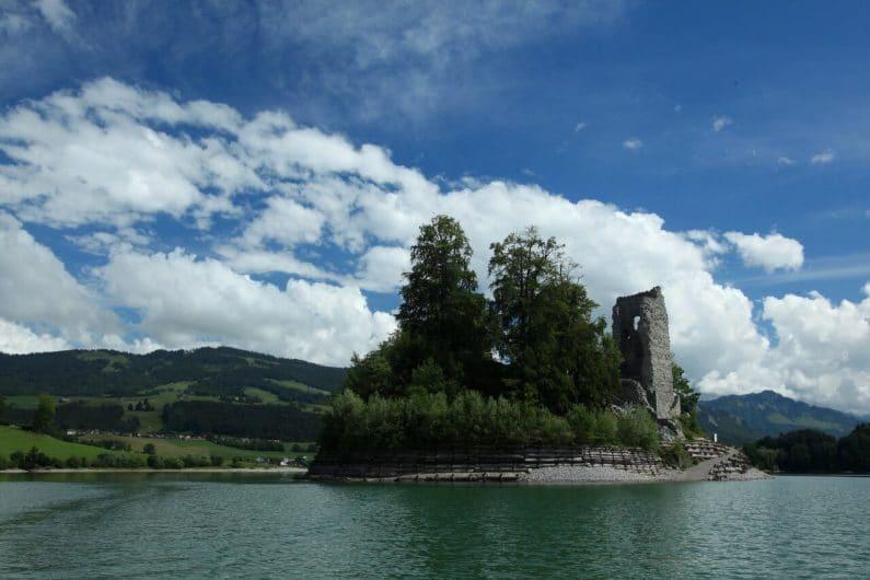 Lac de la Gruyère  Fotografía de