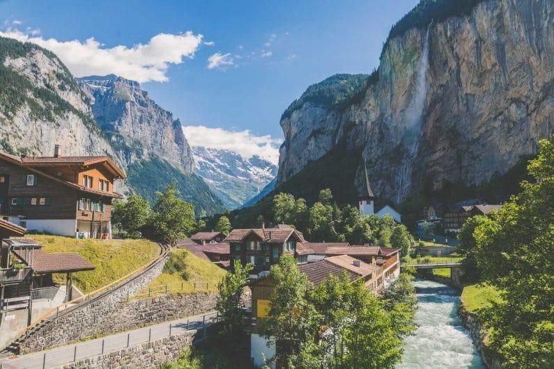 Lauterbrunnen Suiza