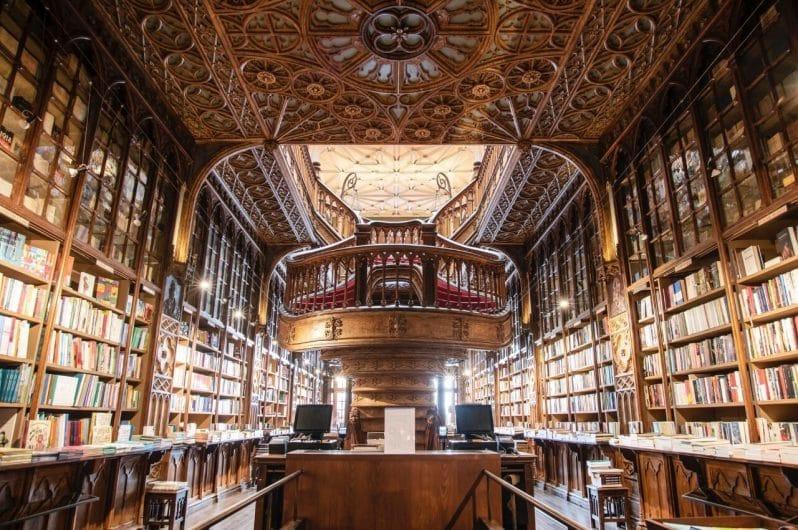 Libreria Lello e Irmão Oporto