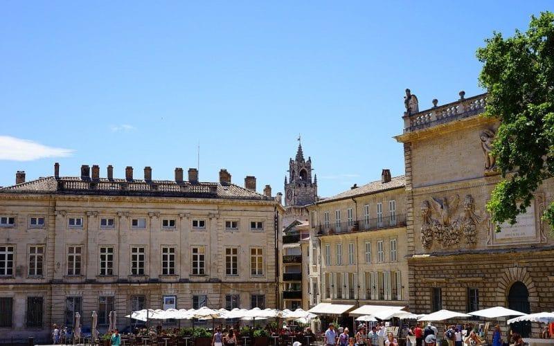 Mercado de Avignon
