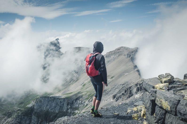 Montaña blüemlisalp Kandersteg