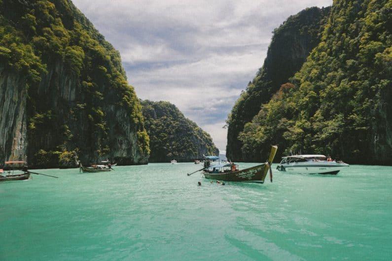 Phi Phi en Tailandia