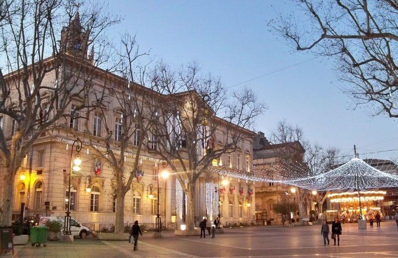 Place de L'Horloge Avignon