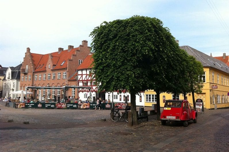 Plaza Obels Plads que visitar Aalborg