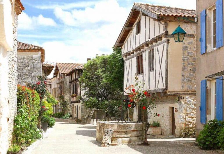 Pujols Francia