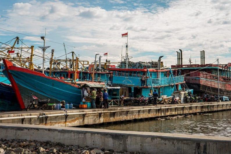 Sunda Kelapa de Yakarta