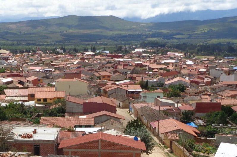 Vallegrande pueblos de Bolivia
