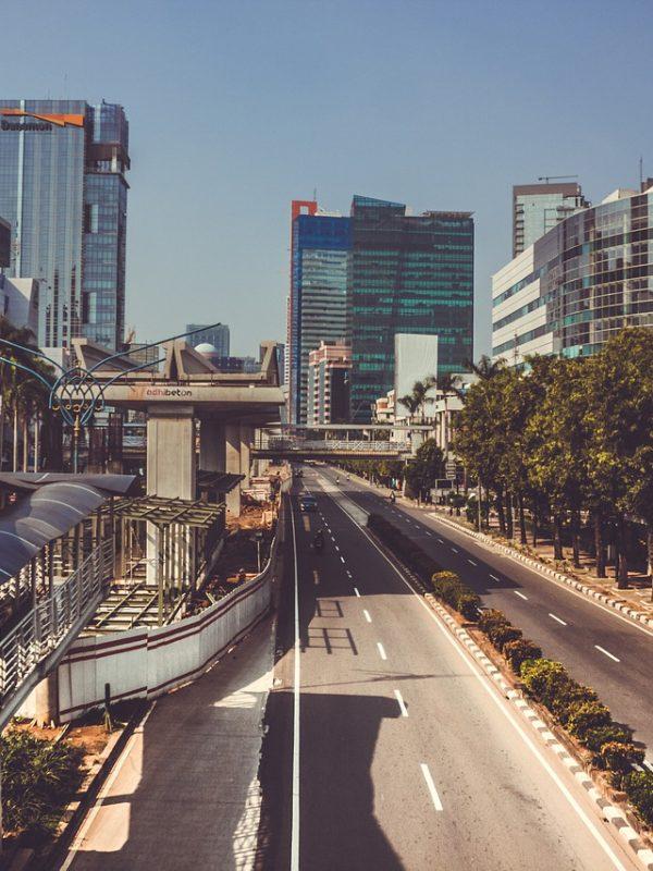 Yakarta ciudad