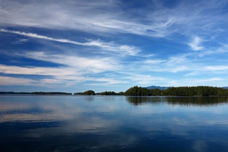 Barkley Sound Columbia Británica