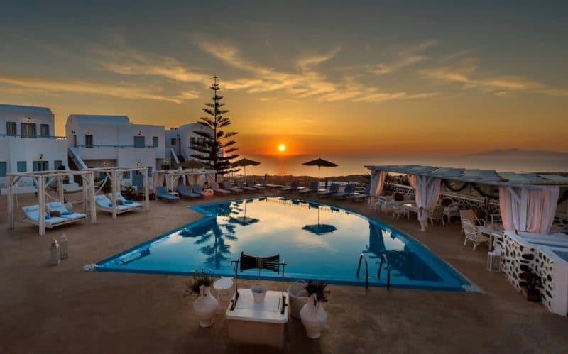Dream Island Hotel en Fira