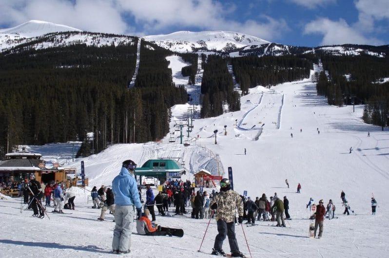 Estación de ski Lake Louise