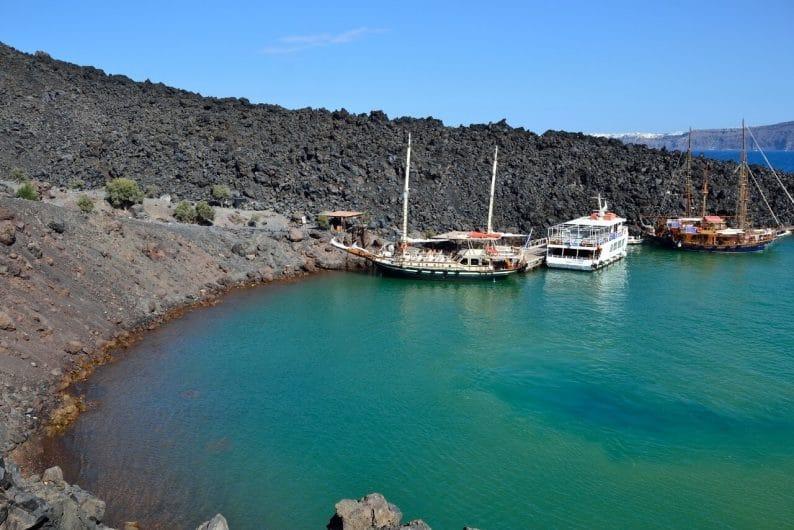 Isla Nea Kameni