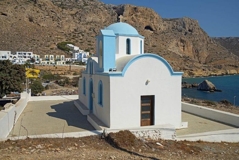 Monasterio de Agios Nikolaos en Fira