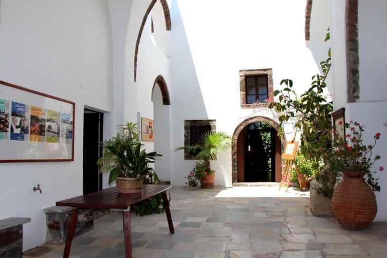 Museo Megaron Gyzi Fira