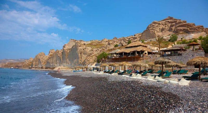 Playa Eros Vlychada