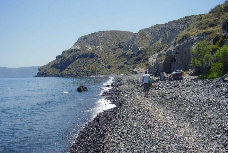 Playa de Agia Irini