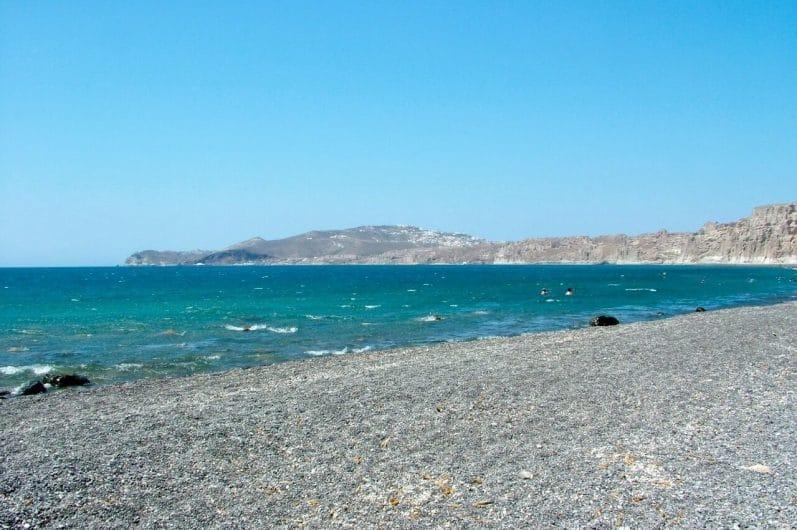 Playa de Vlychada