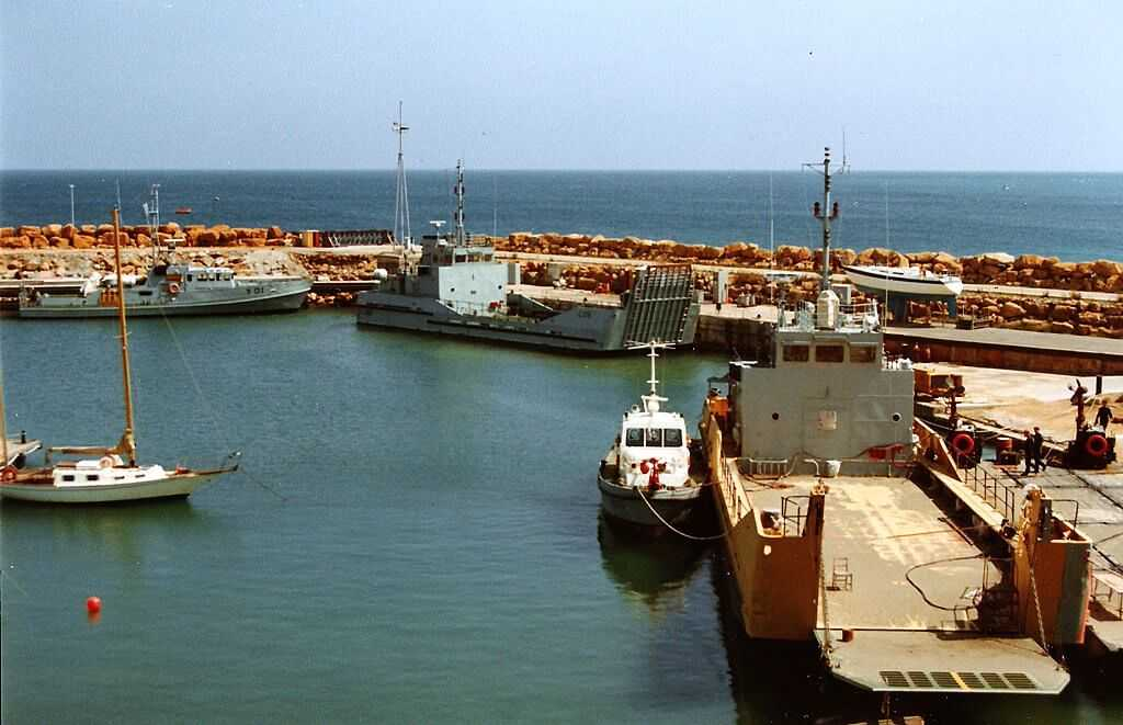 Puerto de Akrotiri
