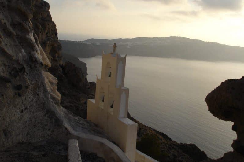 Senderismo Agios Nikolaos Megalochori