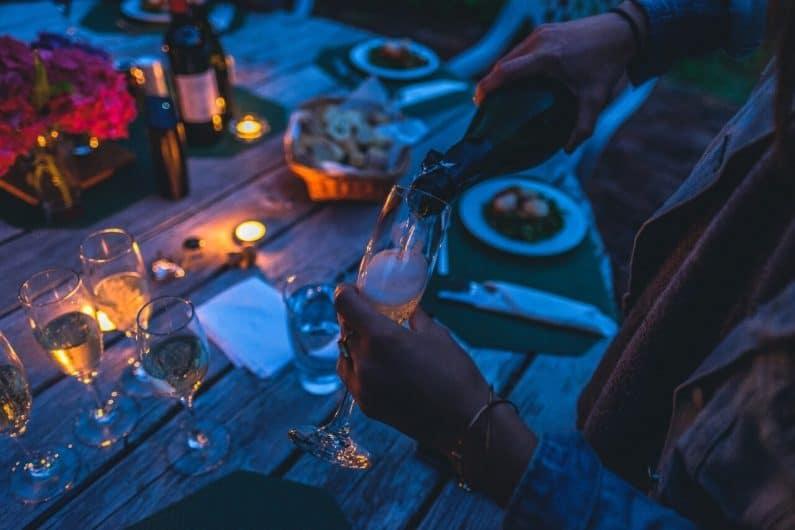 Gastronomía en Tofino