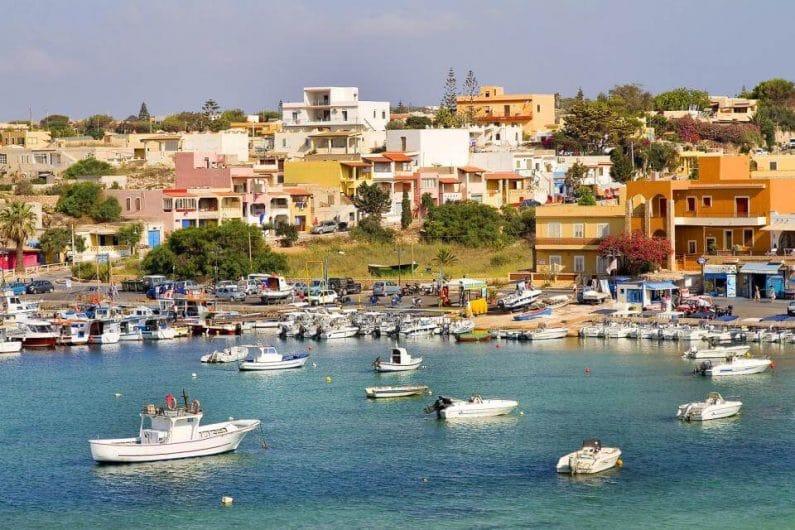 Isla Lampedusa Italia