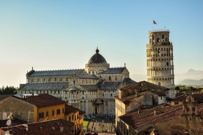 Pisa Ciudades de Italia